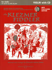 The Klezmer Fiddler Songbook für Violin Violine Geige Noten mit CD