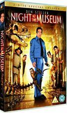 Night At The Museum DVD (2007) Ben Stiller New