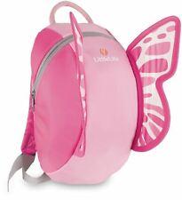 Little Life LITTLELIFE ANIMAL KIDS BACKPACK - BUTTERFLY Bag Rucksack BN
