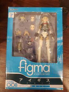 *AUTHENTIC!* FIGMA Persona 3 FES Aigis (Aegis) Heavy ver 1/12 Figure MAX FACTORY