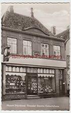 (93876) Foto AK Husum, Theodor Storms Geburtshaus, nach 1945