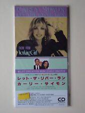 "Carly Simon/Let The Rive Run + 1 (Japan 3"" CD/SEALED)"
