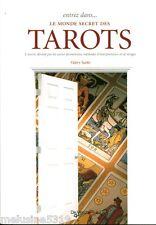 Livre ésotérisme  entrez dans...le monde secret des tarots book