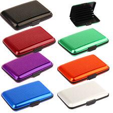 Impermeable Aluminio aolly RFID Bloqueadores ID Funda Tarjetas de crédito PARA