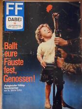 FF DABEI 15 - 1975 TV: 7.-13.4. Portugal Urszula Sipinska Erich-Weinert-Ensemble