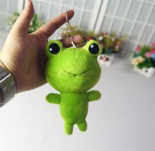 To Aru Kagaku no Railgun Misaka Mikoto Gekota Cosplay Frosch figur Plush toy Neu