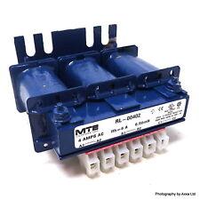 Line Reactor RL-00402 MTE 3Ph 4 Amps AC 600VAC RL00402 *New*