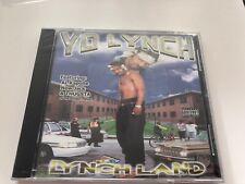 CD: YO LYNCH - Lynchland (2000 404 Music) Sealed Memphis Rap G-Funk Al Kapone