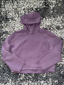 NWOT Lululemon Airwrap Pullover Hoodie in Grape Thistle! Size 6!