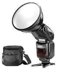 Neewer i-TTL HSS Slave Outdoor Flash Speedlite Strobe Light NW-180N