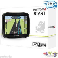 GPS TomTom STAR 42 , EUROPA , PRECINTADO Mapas para toda la vida TOM TOM