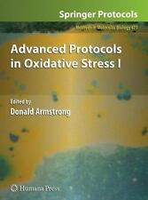 Advanced Protocols in Oxidative Stress I (Methods in Molecular-ExLibrary
