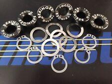 HUSABERG KTM Beringer disc Flotador Pin Kit 2001-2008 Reemplaza OEM 80009060010