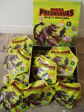 PREDASAURS DNA FUSION DINOSAURS MICRO INSECT INVASION Blind Bags Box of 18