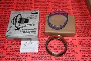 """Parker RG2HLTS401 Tuff Seal Rod Seal Kit 4"""" 2H-3L-VH KIT New"""