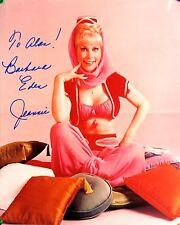 ORIGINAL Hand Autographed Photograph Barbara Eden I Dream of Jeannie TV Star