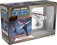 X-Wing Miniatures Game RESISTANCE BOMBER Expansion Pack FFG SWX67 The Last Jedi