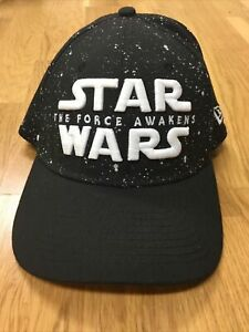 STAR WARS THE FORCE AWAKENS 39 THIRTY NEW ERA CAP
