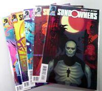 DARK HORSE Comics SUNDOWNERS (2014) #1 2 3 4 6 LOT Time SEELEY VF/NM Ships FREE!