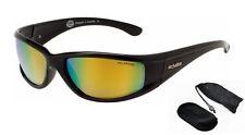 Dirty Dog Sunglasses - Banger #53103(Black Frame/Gold Mirror POL Lens) 1/2 price