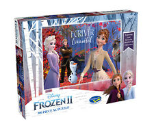 Disney Frozen 2 Forever Connected Jigsaw Puzzle 300 Piece - Holdson Shipp