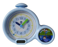 KIDSLEEP MY FIRST ALARM CLOCK - BLUE - WAREHOUSE CLEARANCE