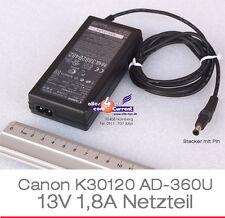 Power Supply Alimentatore 13v 1,8a k30120 stampante Canon bjc-30 bjc-50 bjc-70 85-n43