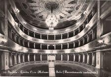 P3052      Perugia,  SPOLETO  Teatro Caio Melisso