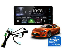 Kenwood DDX917WS Toyota 86 Complete Stereo Solution – Plug & Play