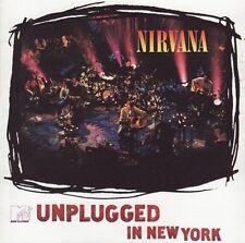 Nirvana CD MTV Unplugged In New York - Germany (M/EX+)