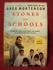 Stones into Schools : Promoting Peace with Books, Not Bombs, in Afghanistan/Pak.