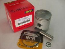 SUZUKI TS125 TC125 RC125 DS125 PISTON & RING SET 0.50 (NEW)  #BI184#