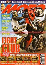 MOTO & MOTARDS  38 YAMAHA Fazer FJR KAWASAKI ZRX 1200 ZR-7 SUZUKI SV HONDA CBR