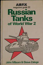 **VINTAGE*AIRFIX Magazine Guide 22,Russian Tanks of WW2,by J.Milsom & S.Zaloga!!