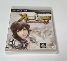 Dynasty Warriors 7: Xtreme Legends (Sony PlayStation 3, 2011)