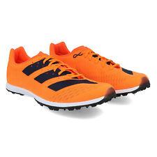 adidas Womens adiZero XC Sprint Spikes - Orange Sports Running Breathable