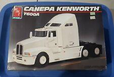Canepa Kenworth T600A Amt Ertl 1:25 Model Kit # 6020 Sealed Box
