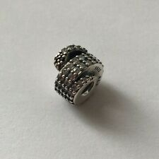 NEW GENUINE PANDORA SPARKLING SNAKE CHARM S925 ALE FREE POP UP BOX JEWELLED