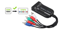 Active Type 1080p 720p HDMI To Component YPbPr Audio Video Adapter