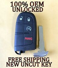 OEM 15 16 17 JEEP RENEGADE COMPASS SMART KEY PROXIMITY REMOTE FOB TRANSMITTER