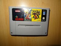 Double Dragon 5 (V) The Shadow Falls Super Nintendo SNES Game Pal