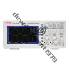 1pcs Uni T Utd2102cex 100mhz Digital Storage Oscilloscope 1g Sas Usb