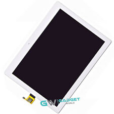 NUOVO Lenovo Tab 2 A10-30 yt3-x30 X30F WHITE DISPLAY LCD Digitalizzatore Touch