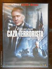 DVD CAZA TERRORISTA - NICOLAS CAGE (6J)