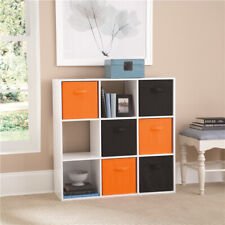 ツ 26cm Foldable Storage Box Cube shelving unit Organizer AU Stock Toy  b++