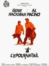 Affiche 40x60cm L'EPOUVANTAIL (SCARECROW) 1973 Gene Hackman, Al Pacino R NEUVE
