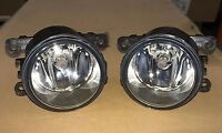 New PAIR Genuine Valeo Renault Clio IV Front Fog Lamps Spot Lights 261500097R