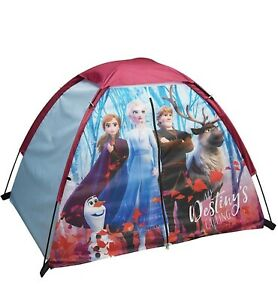 Disney Frozen 2 No-Floor Dome Tent~Brand New. Great For Christmas Gifts