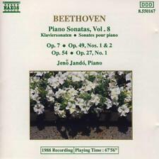 Beethoven – Piano Sonatas, Vol. 8