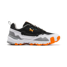 Puma Men's Trailfox MTS X Helly Hansen Puma Black Trail Shoes 37251701 NEW!